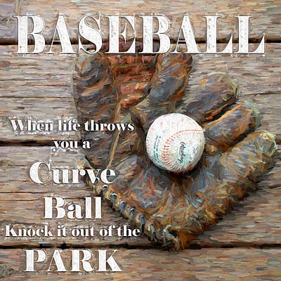 Baseball Original by John Freidenberg