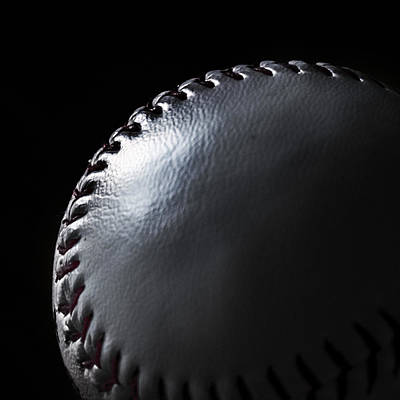 Baseball Royalty-Free and Rights-Managed Images - Baseball by Martin Newman