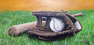 Baseball Season Is Here  Original