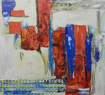 Painting - Based On True Events by Sue Furrow