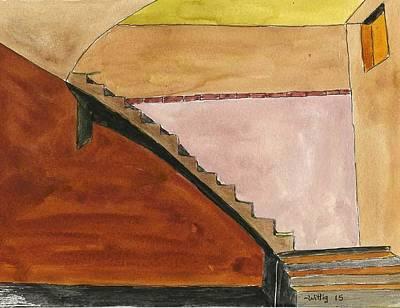 Basement Original by Robert Wittig