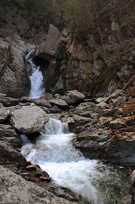 Photograph - Bash Bish Falls by Jeff Heimlich