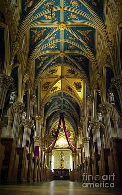 Photograph - Basilica by Brian Jones