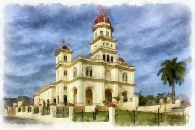 Photograph - Basilica De Nuestra Senora Del Cobre by Dawn Currie