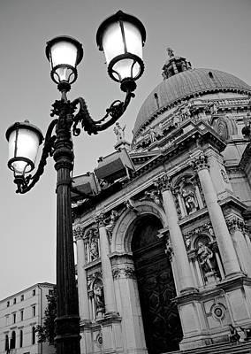 Photograph - Basilica Di Santa Maria Della Salute by Matt MacMillan