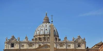 Photograph - Basilica by JAMART Photography