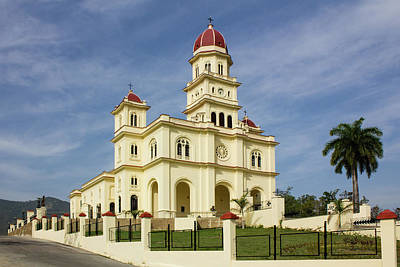 Photograph - Basilica Of Our Lady Of Charity by Dawn Currie