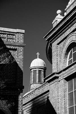 Photograph - Basilica Of Saint Lawrence by Joye Ardyn Durham