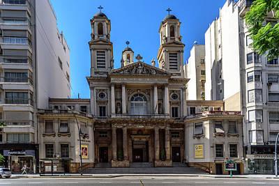 Photograph - Basilica San Nicolas De Bari by Randy Scherkenbach