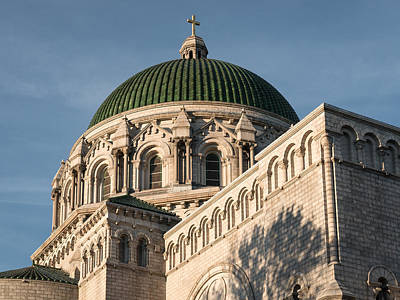 Photograph - Basilica by Scott Rackers