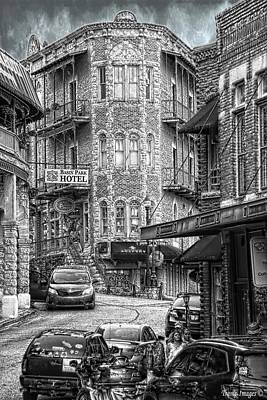Photograph - Eureka Springs, Ar by Wesley Nesbitt