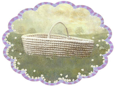 Photograph - Basket by Adele Aron Greenspun