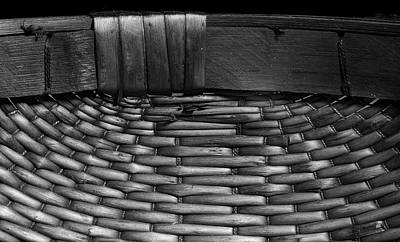 Photograph - Basket by Mike Eingle