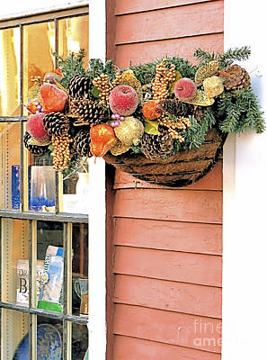Photograph - Basket Of Plenty by Janice Drew