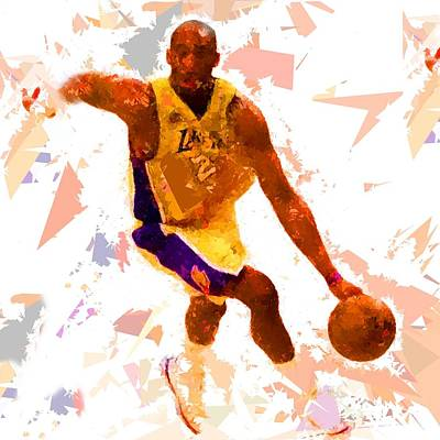 Painting - Basketball 24 A by Movie Poster Prints