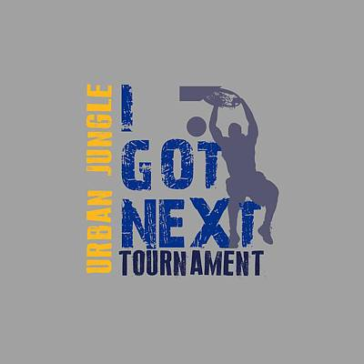 Indiana Photograph - Basketball I Got Next 2 by Joe Hamilton