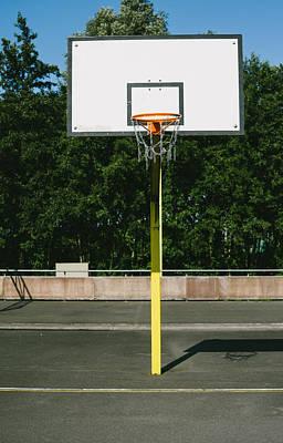 Basketball Art Print by Pati Photography