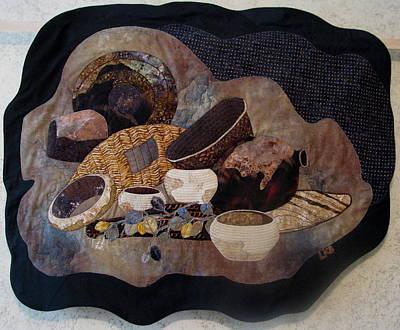 Baskets Original by Lynda K Boardman