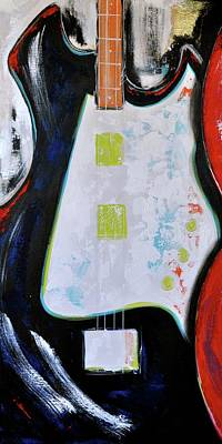 Painting - Bass by Debi Starr
