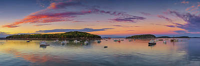 Photograph - Bass Harbor by Emmanuel Panagiotakis