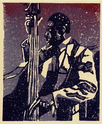 Relief - Bass by John Brisson
