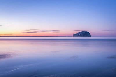Photograph - Bass Rock Blues by Scott Masterton