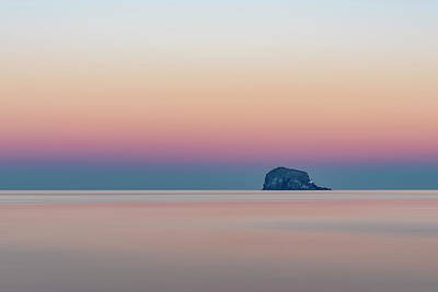 Photograph - Bass Rock by Scott Masterton