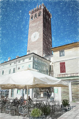Photograph - Bassano Dal Grappa by Jack Torcello