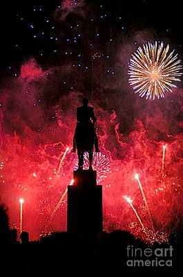 Photograph - Bastille Day by Louise Fahy