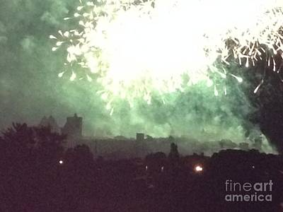 Carcassonne Photograph - Bastille Day by France Art