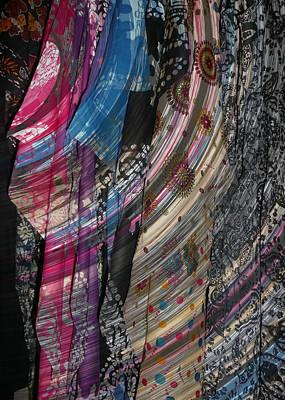 Batik Photograph - Batik by Lori Seaman