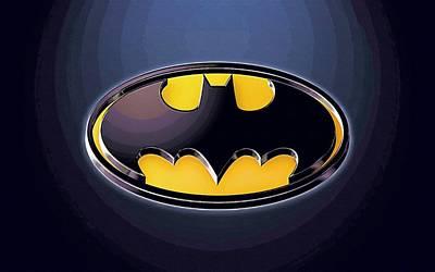Batman Digital Art - Batman Begins by Egor Vysockiy