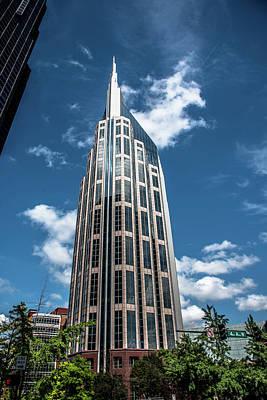 Photograph - Batman Building by Stefanie Silva