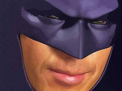 Superman Digital Art - Batman How To by Egor Vysockiy