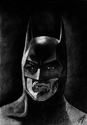 Batman Art Print by Salman Ravish