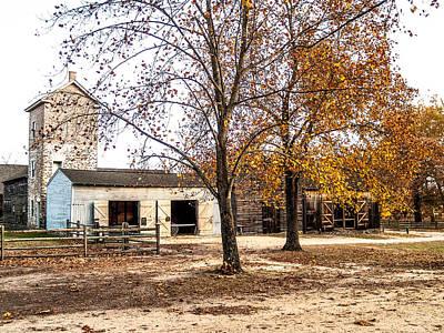 Photograph - Batsto Village Scene by Andrew Kazmierski
