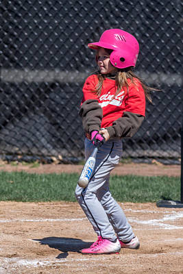 Photograph - Batter by Mike Farslow