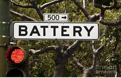 Battery   A World Of Words Series Original
