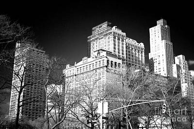Photograph - Battery Park Buildings by John Rizzuto