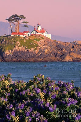 Photograph - Battery Point Lighthouse by Jill Battaglia