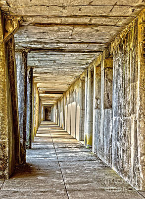Photograph - Battery Russell 2 by Sonya Lang