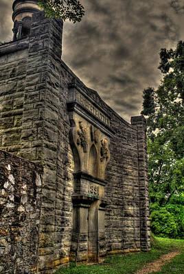 Battey Mausoleum 1891 Original