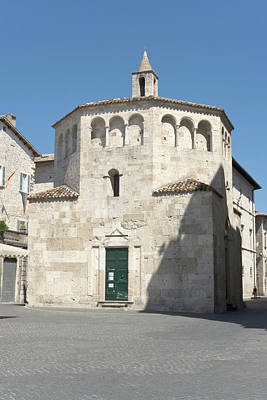 Photograph - Battistero Di San Giovanni In Ascoli Piceno by Fabrizio Ruggeri