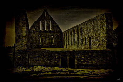 Photograph - Battle Abbey by Chris Lord