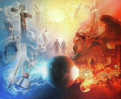 Battle For The Soul Original