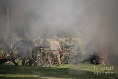 Photograph - Battle Of Champion Hill - 4 by David Bearden