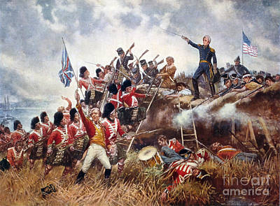 Battle Of New Orleans Original by Frederick Holiday