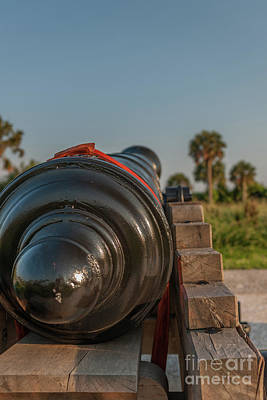 Photograph - Battle Of Sullivan's Island by Dale Powell
