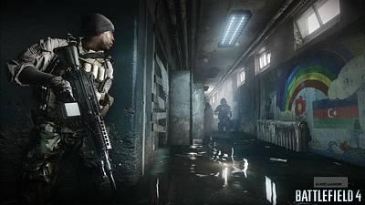 Digital Art - Battlefield 4 by Super Lovely