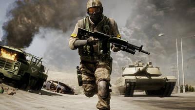 Digital Art - Battlefield Bad Company 2 by Maye Loeser